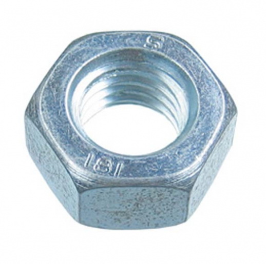 Гайка шестигранная Гост 5915-70, 5927-70 оцинкованная (d,мм: 30)