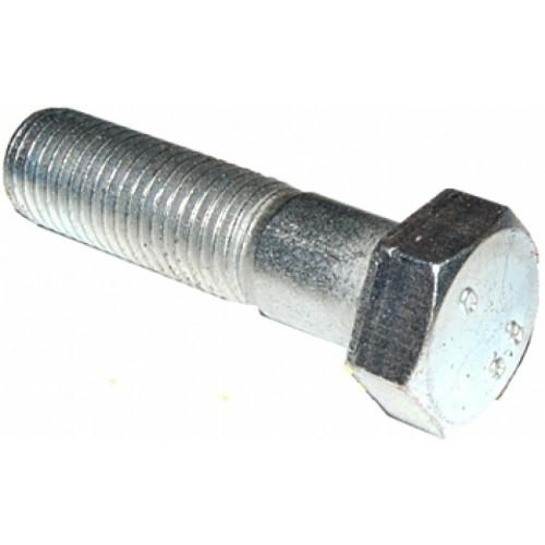 Болт с шестигранной головкой оцинкованный ГОСТ 7798-70, 7805-70  (d 8, L 50-100)
