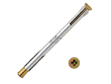 Металлический рамный анкер (дюбель) 10 х 152 (размер,мм)