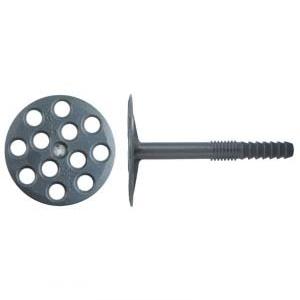 Дюбель для изоляционных материалов с металлическим гвоздем (10х200)