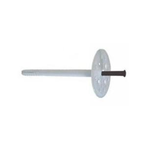 Дюбель для изоляционных материалов с пластиковым гвоздем (10 х 200)
