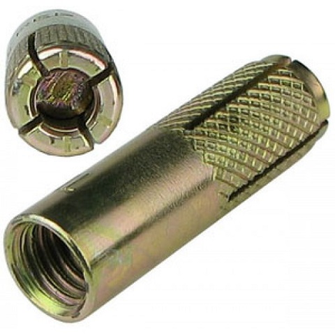 Забиваемый анкер (размер,мм: М 20/25х80)