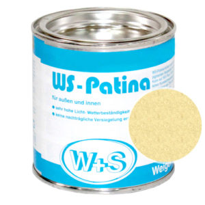 Патина WS-Patina (золотая бронза) 0,25 л