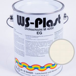 Краска WS-Plast (жемчужно-белый) 2,5 л