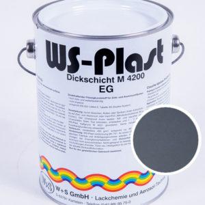 Краска WS-Plast (серый) 2,5 л