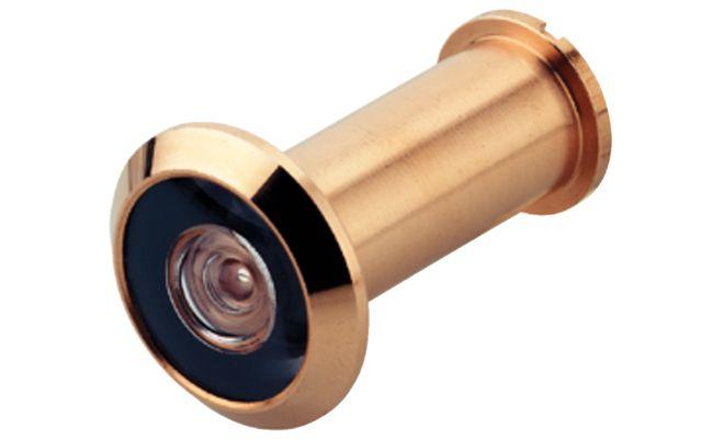 Глазок дверной ЭКОНОМ без шторки 35-60 мм, 180 градусов