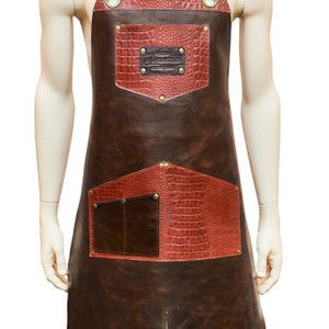 Подарочный кожаный фартук для мужчин BC-06