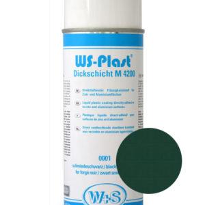 Краска WS-Plast (зеленый мох) Спрей 0,4 л
