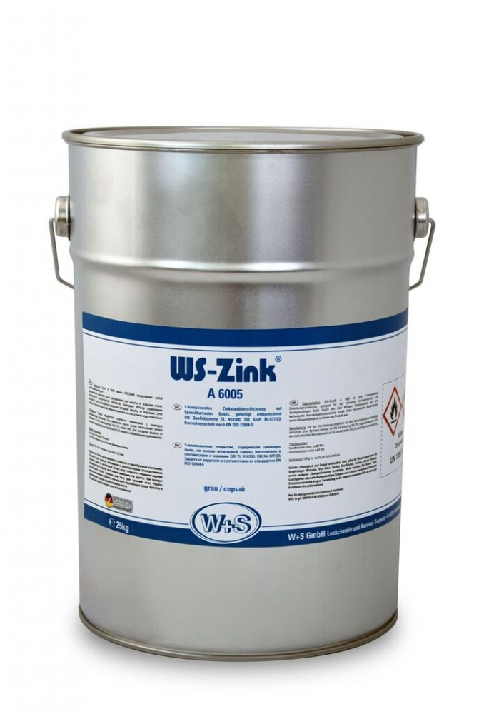 Грунт WS-Zink, 25 кг
