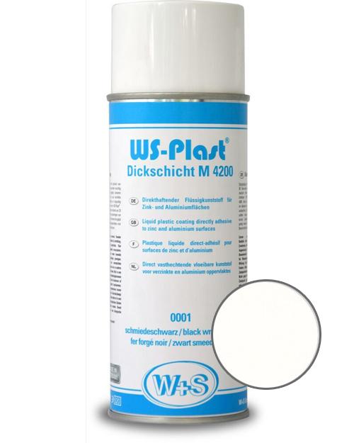 Краска WS-Plast (белый) Спрей 0,4 л