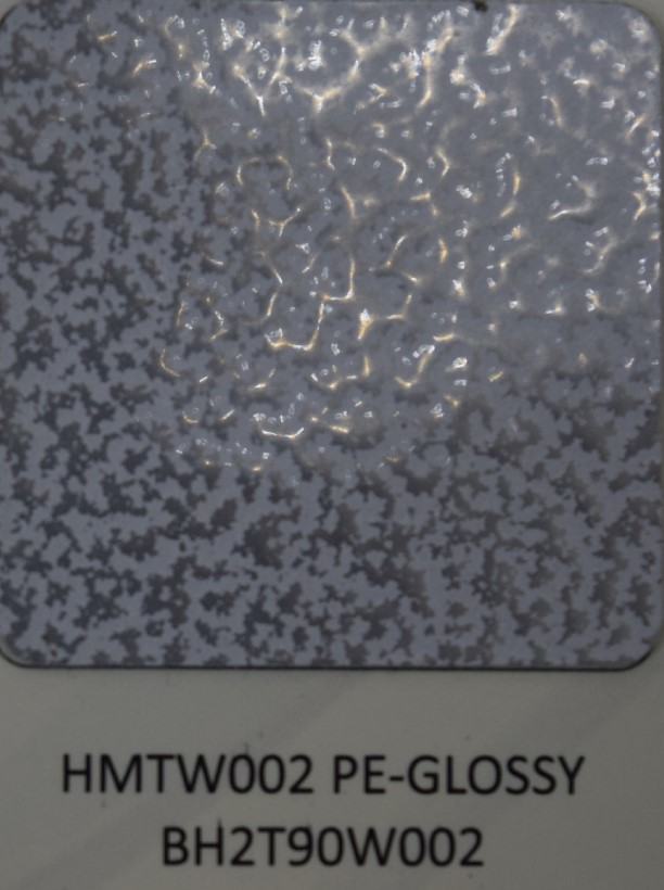 Антик белое серебро средний  HMTW002 PE-Glossy