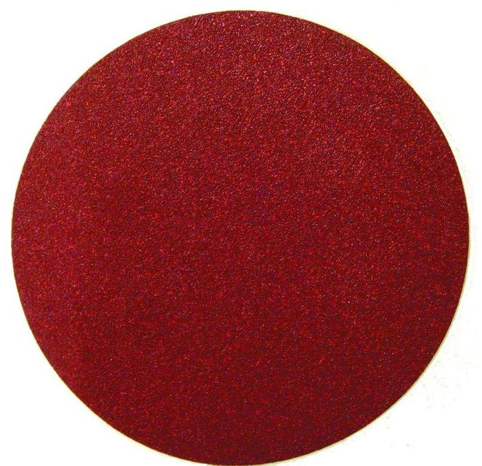 125мм А150 (14А 10/Р150) диск самозацепляющийся без отверстий TSUNAMI