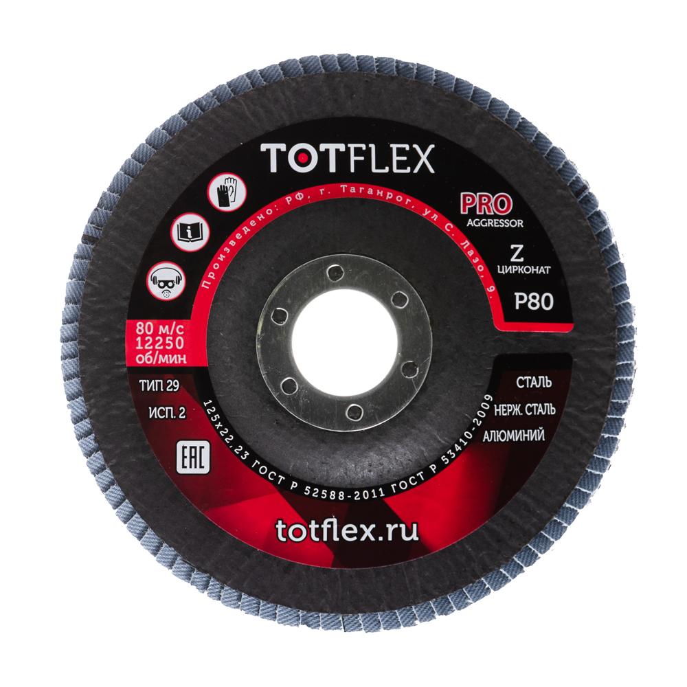 КЛТ TOTFLEX AGGRESSOR   1/2 125×22  P40/60/80/120