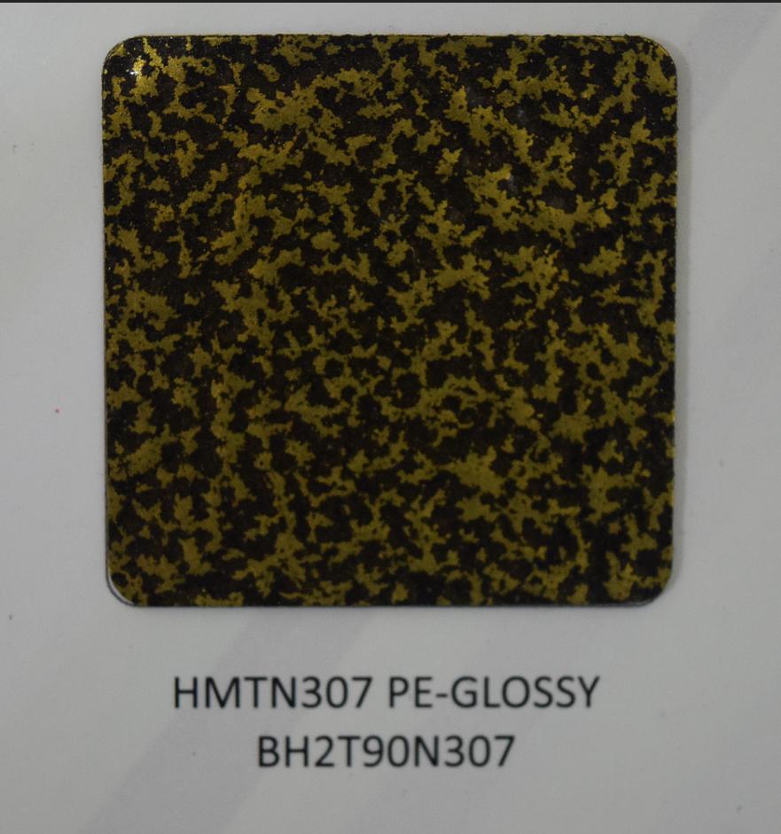 """Порошковая краска """"Антик золото"""" полиэфирная HTMN307 PE-GLOSSY/Micropul/15кг"""