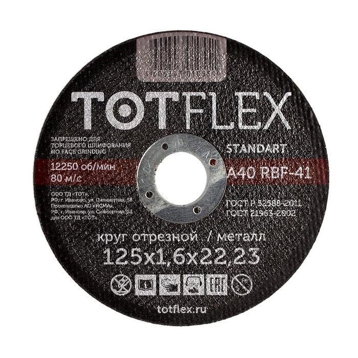 41 125х1.6х22 A R BF TOTFLEX STANDARD