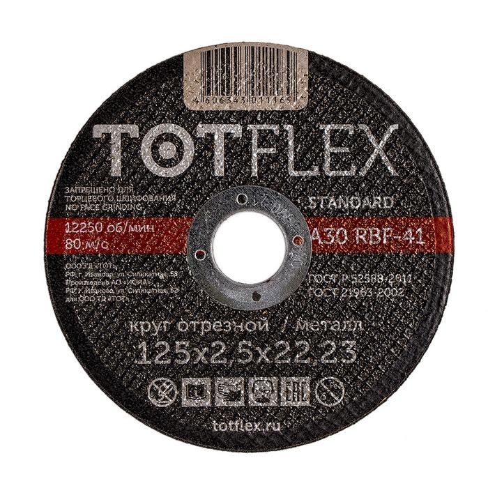 41 125х2.5х22  A R BF  TOTFLEX STANDARD