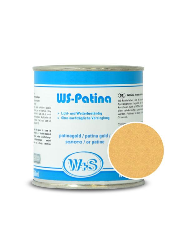 0014 WS-Patina 0014 золото (0,25л)