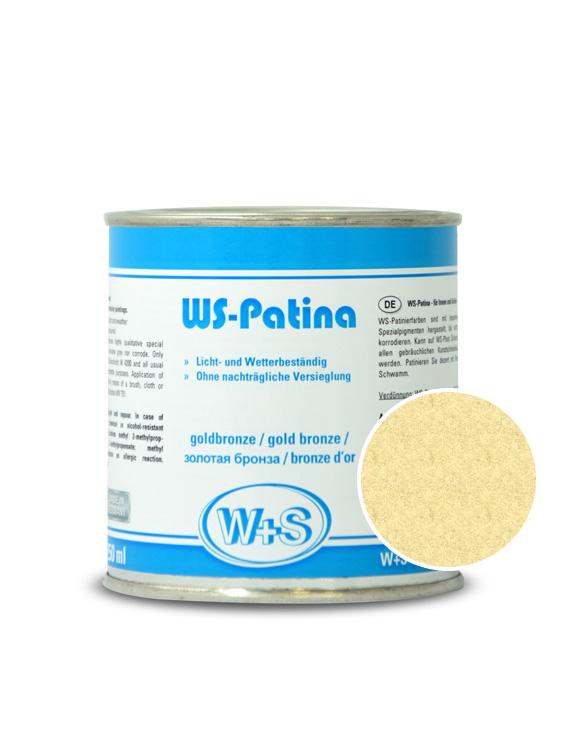 0016 WS-Patina 0016 золотая бронза (0,25л)