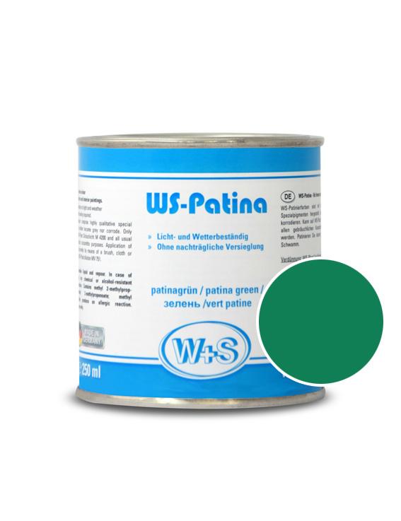 0011 WS-Patina 0011 зелень (0,25л)